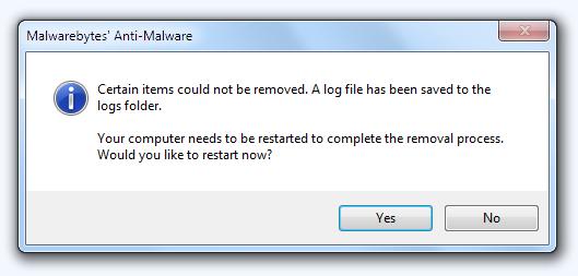 Malwarebytes Anti-Malware Cleanup Utility 3.1.0.1035 full
